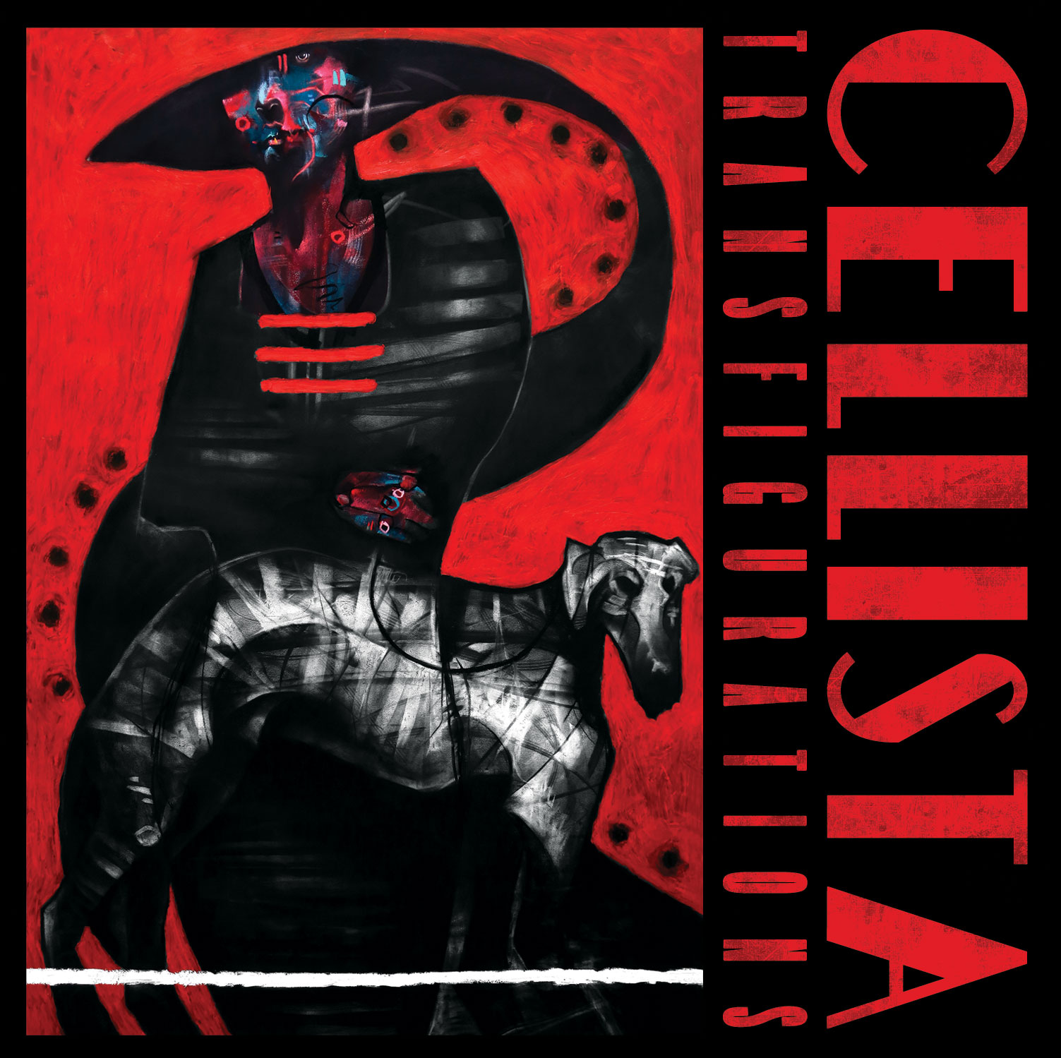 Cellista Album Finished front cover