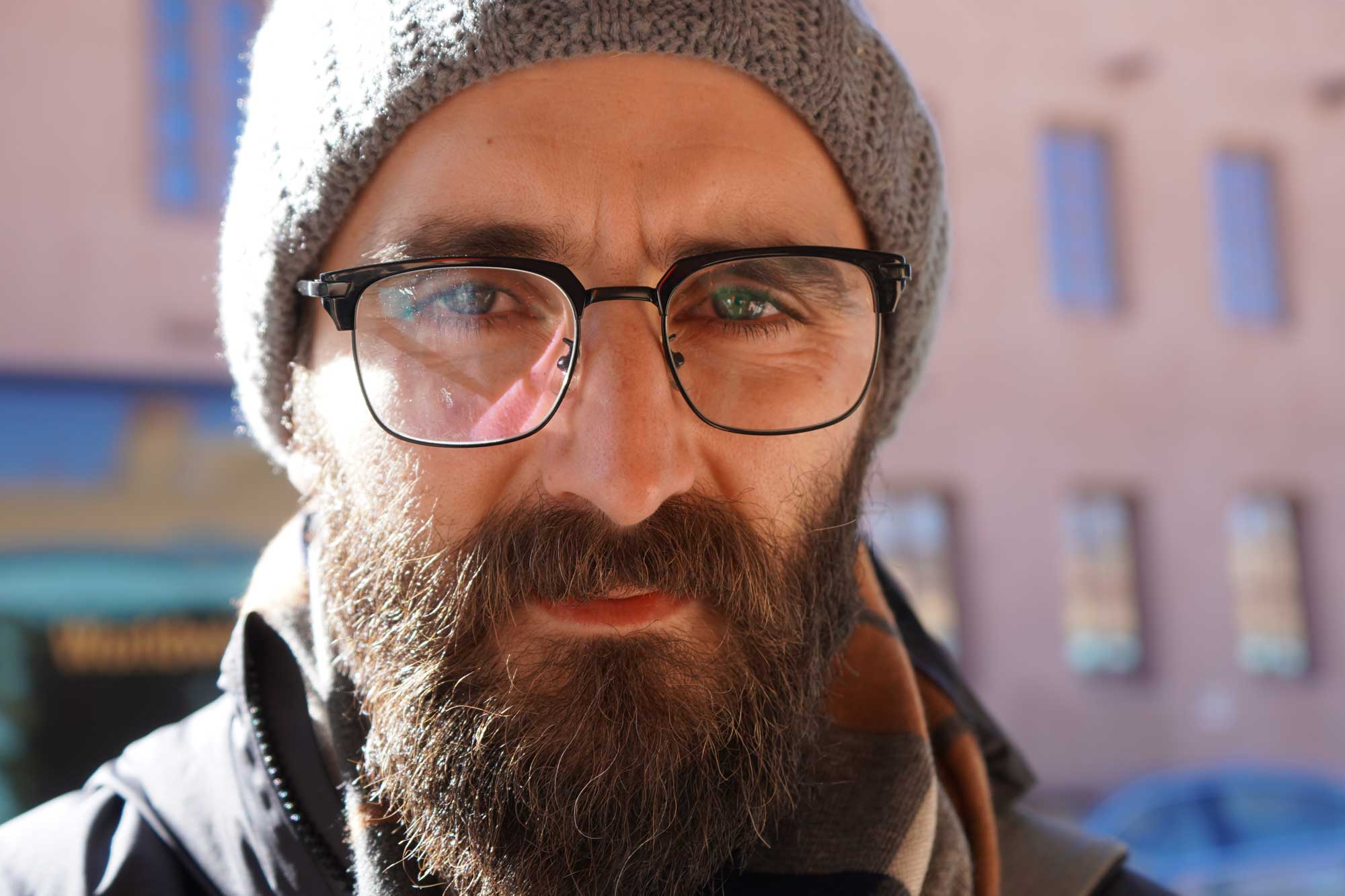 Ryan Calloway Portrait Photo